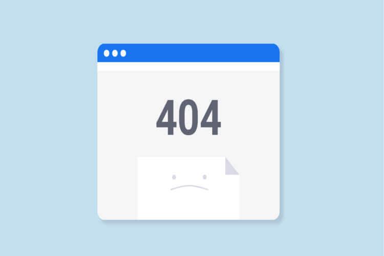 404 Not Found Hatası Nedir?